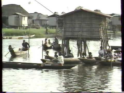 Bénin , Air Afrique - agence Toguna