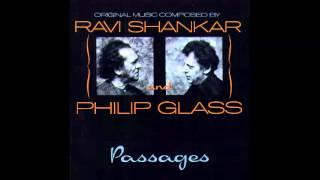 Passages - Prashanti - Ravi Shankar and Philip Glass