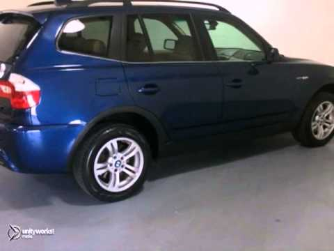 2006 BMW X3 North-Miami FL Hialeah, FL #V545927A