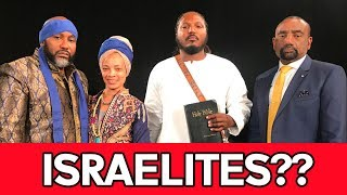Are Black People Cursed? Are Blacks the Real Jews? Hebrew Israelites! (Full Show)