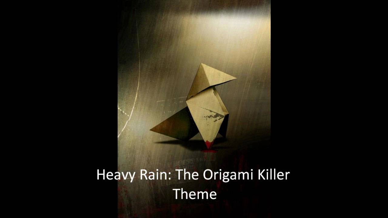 heavy rain the origami killer theme youtube