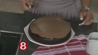 In The Kitchen: Old Fashioned Chocolate Mayonnaise Cake
