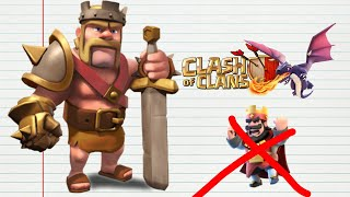 I'm bringing it back/clash of clans