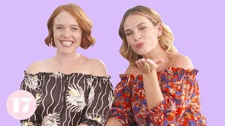 The Cast of 'Mamma Mia: Here We Go Again' Plays 17 Questions | Seventeen
