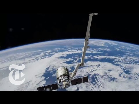 Stunning Views of Earth From the International Space Station | Out There | The New York Times