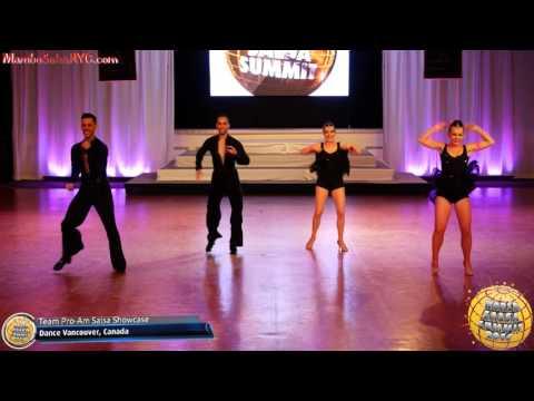 WSS16 Feb5. Team ProAm Salsa Showcase