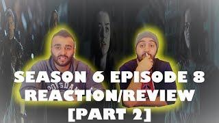 "Game of Thrones Season 6 Episode 8 [Part 2] REACTION!! ""No One"""