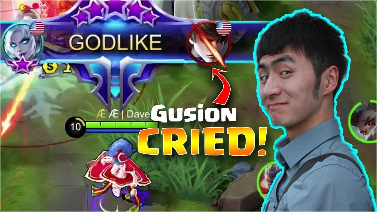 GUSION NO.1 COUNTER CONFIRMED! Eudora is the new best mage? Mobile Legends