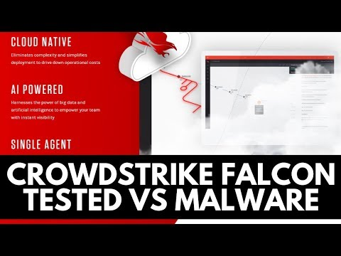 Crowdstrike Falcon Review | Tested vs Malware from YouTube · Duration:  16 minutes