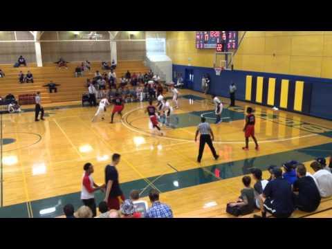 Mendocino College vs. Las Positas College Men's Basketball Full Game 11-20-15