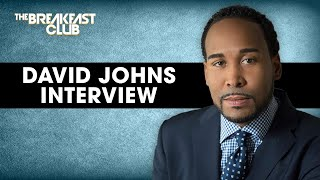 David Johns Discusses Halle Berry's Decision To Back Out Of Transgender Role