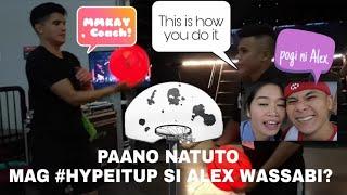 Nikay Vlog #7 Teaching Alex Wassabi the #HypeitUp Moves   Final Full Rehearsals (FFR)