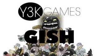 Game Reviews: Gish (Chronic Logic Games)