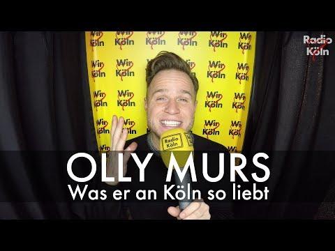 Olly Murs - Was er an Köln so liebt | Radio Köln