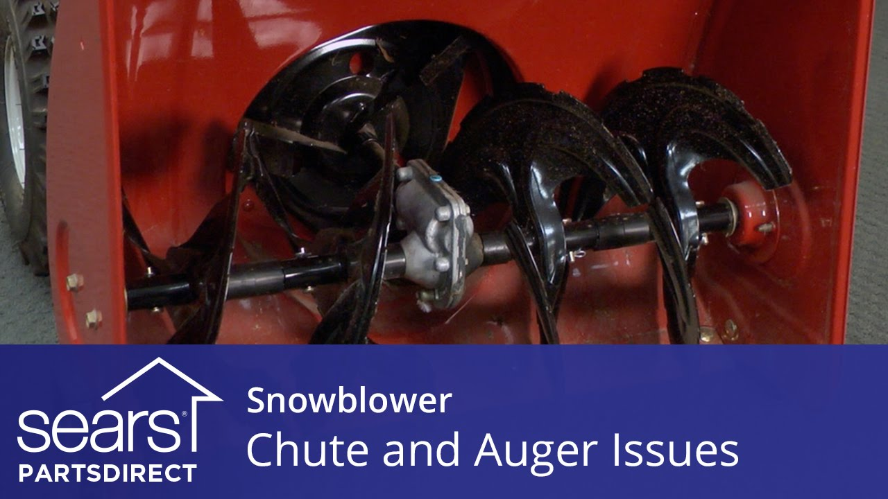Snowblower Not Blowing Snow: Troubleshooting Chute and Auger Issues