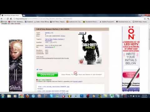 How to download magnets links (uTorrent)