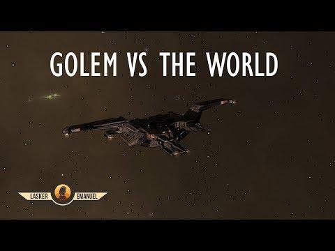 Golem vs The World