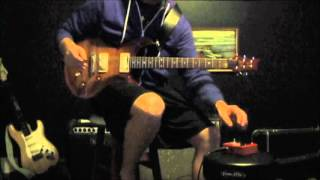 Barber Small Fry Pedal demo with PRS