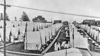 1918 Spanish Flu in Seattle