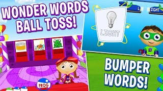 "Super Why Phonics Fair ""PBS KIDS Educational Brain Games"" Android Apps Game Video"
