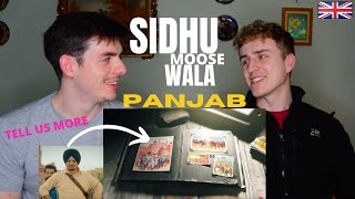 Download PANJAB (My Motherland) SIDHU MOOSE WALA | TheKidd | NavkaranBrar | GILLTYYY REACT