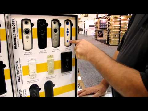 Somfy Motor Controls and Switches Explained by 3 Blind Mice Window Coverings San Diego
