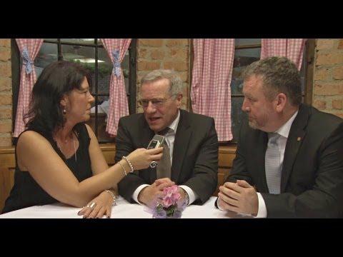 Interview Staatssekretär Hintersberger & Dr. Bernd Fabritius - Großer Siebenbürgerball 2014