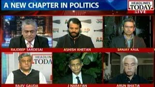 News Today At Nine: Have middle class heroes finally come of age in politics?