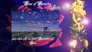 Rose of Versailles ~Lady Oscar~ Opening [German] [With Lycris]