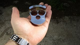 Knuckle duster(DIY time lapse)