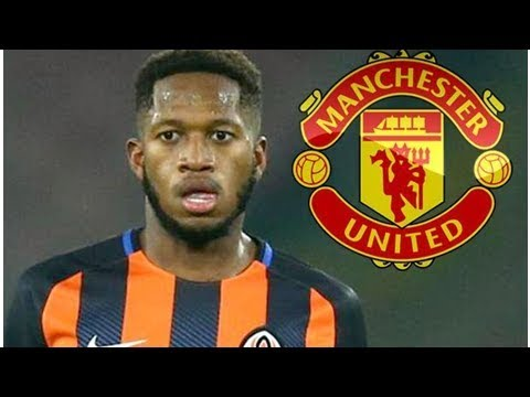 United close in on £52m Brazil ace Fred and aim to seal deal before World Cup