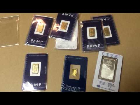 FAKE SUISSE GOLD bars 2 5 gram!!! Bought on Ebay   Not All Gold is Good Gold