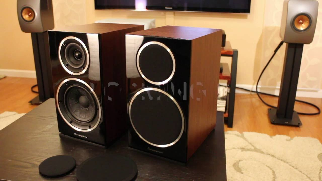 Wharfedale Diamond 225 Bookshelf Speakers Review