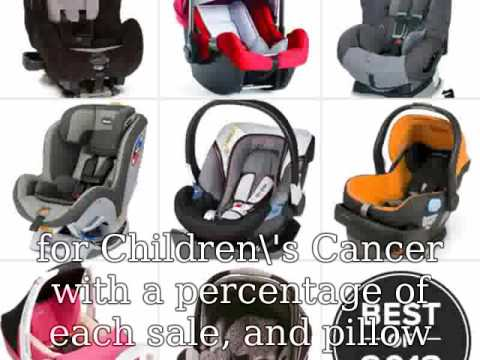 Best Infant Car Seat For Small Cars - YouTube
