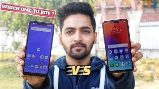 Asus Zenfone Max M2 vs Realme 2 Display,Camera,Battery,Performance & More