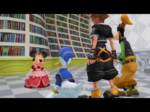 KINGDOM HEARTS HD 2.5 ReMIX - Trailer con tutte le novità