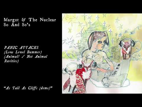 Margot & The Nuclear So and So's - As Tall As Cliffs (Official Audio)