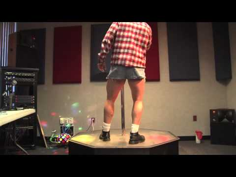 Male Strip-Off