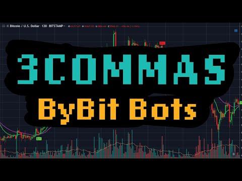 3Commas Bybit Trading Bot - TradingView Webhooks Added!