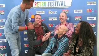 Interview with Blackbox at Let's Rock The Moor! 2016