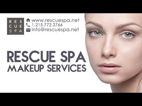 Makeup Services - Rescue Spa Philadelphia