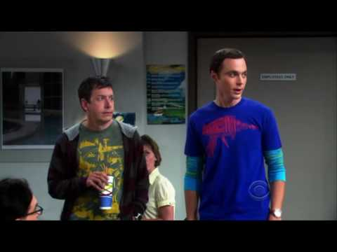 The Big Bang Theory Season 3, Episode 1 , Sheldon Cooper Fights Leonard