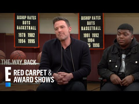 """Ben Affleck Opens Up About Alcoholism in """"The Way Back"""" 