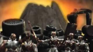 Power Rangers Yardımcı Trax Rakamlar & DX Araç DEVİR: