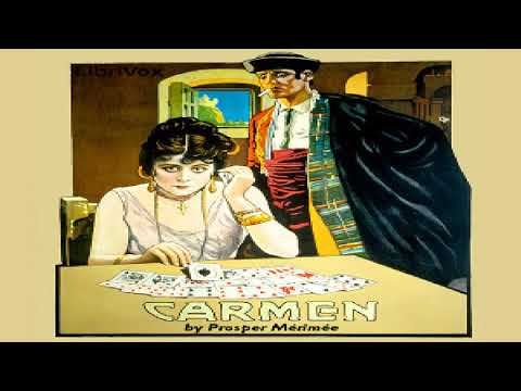 Carmen | Prosper Mérimée | Historical Fiction | Talkingbook | English | 1/2