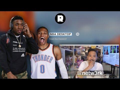 Mitchell Vs. Simmons, And Goodbye, Hornacek | NBA Desktop With Jason Concepcion | The Ringer
