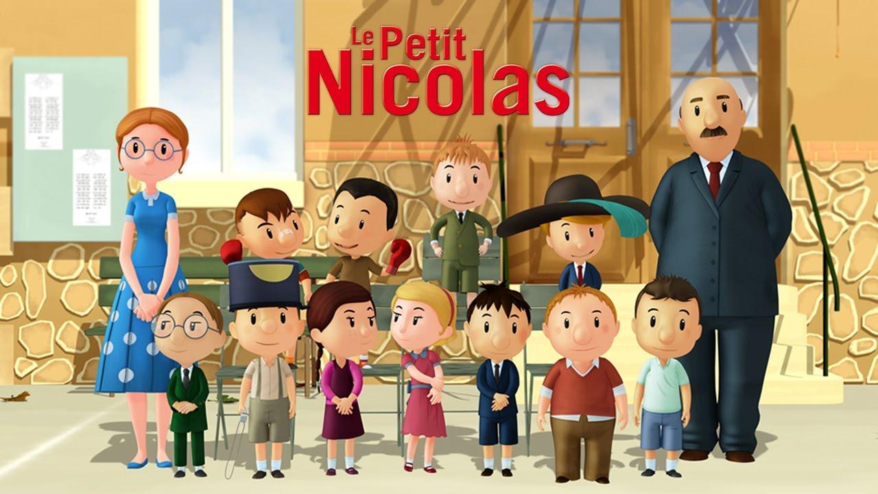 Le petit nicolas g n rique youtube - Dessin du petit nicolas ...