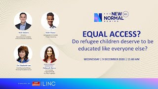 EQUAL ACCESS? Do refugee children deserve to be educated like everyone else?