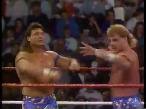WWF Superstars  Aired 12-21-1991 part one