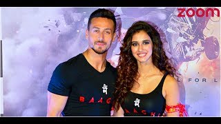 Tiger-Disha's Romantic Chemistry Becomes The Highlight At Baaghi 2's Trailer Launch | Bollywood New